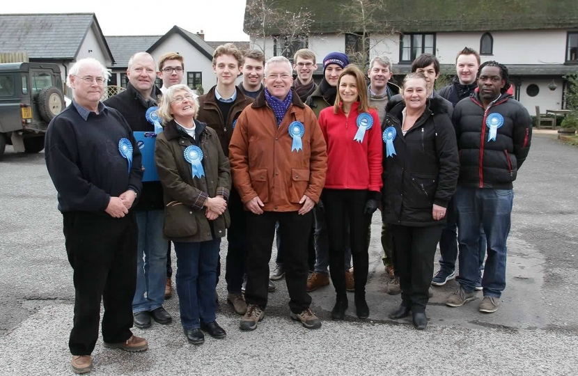 Cambs Conservatives Campaigning