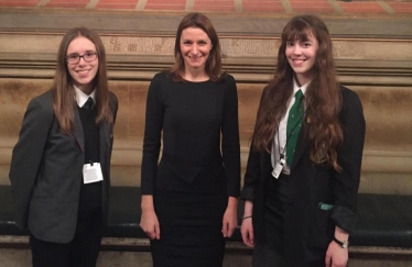 Lucy Frazer debating competition