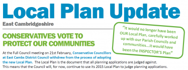 East Cambs Local Plan Update